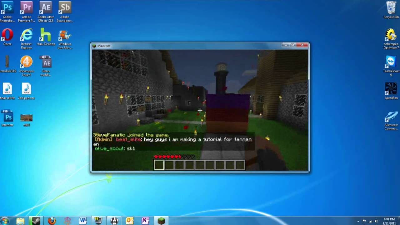 how to get past minecraft windows 10 live
