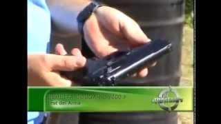 Beretta Cougar L 8000 F I por Daniel Tagliafico en TV