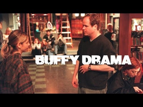 "Joss Whedon | Buffy the vampire slayer ""DRAMA"""