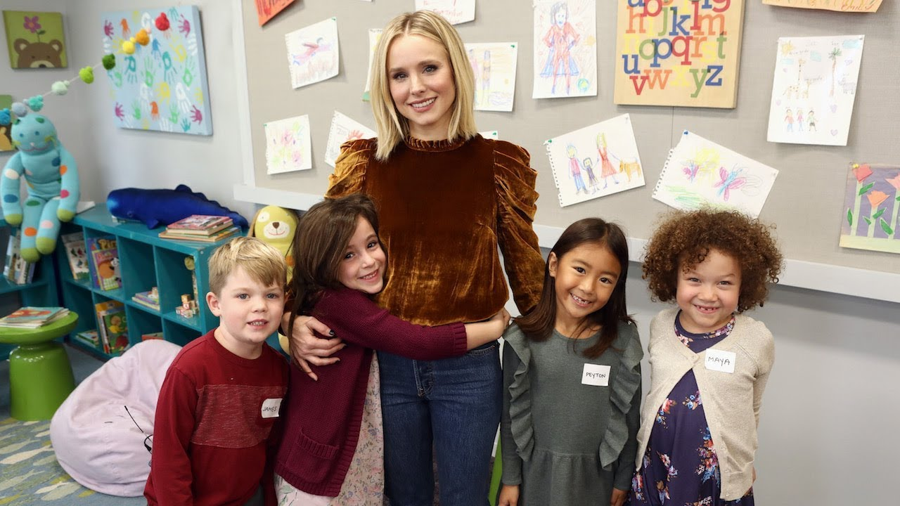 #Momsplaining with Kristen Bell: Kidsplaining