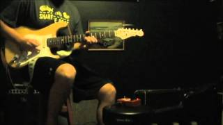 Barber Small Fry Demo with strat and Fender Twin Reverb