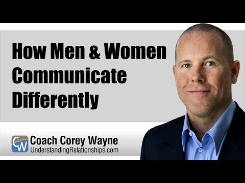 How Men & Women Communicate Differently