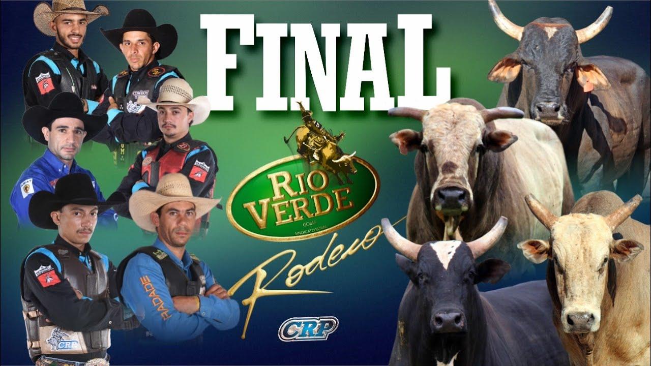 Final Em Touros Rodeio De Rio Verde 2019 Youtube