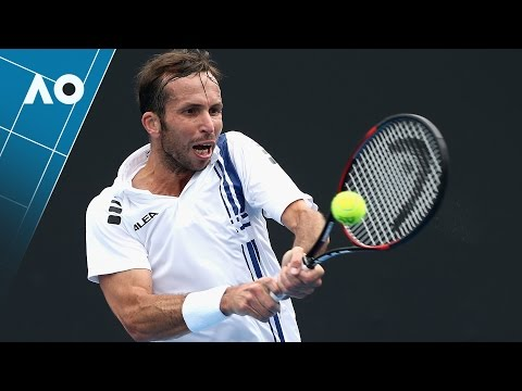 Tursunov v Stepanek match highlights (1R) | Australian Open 2017