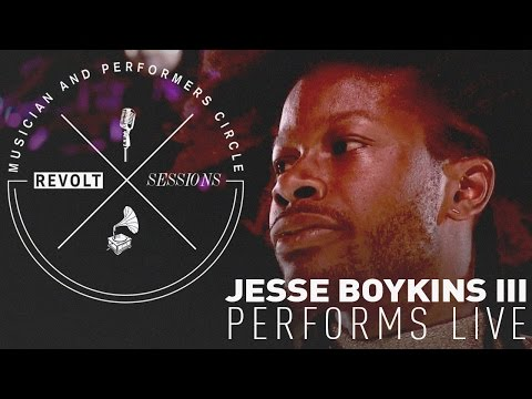 Jesse Boykins III Performs Live | REVOLT Sessions