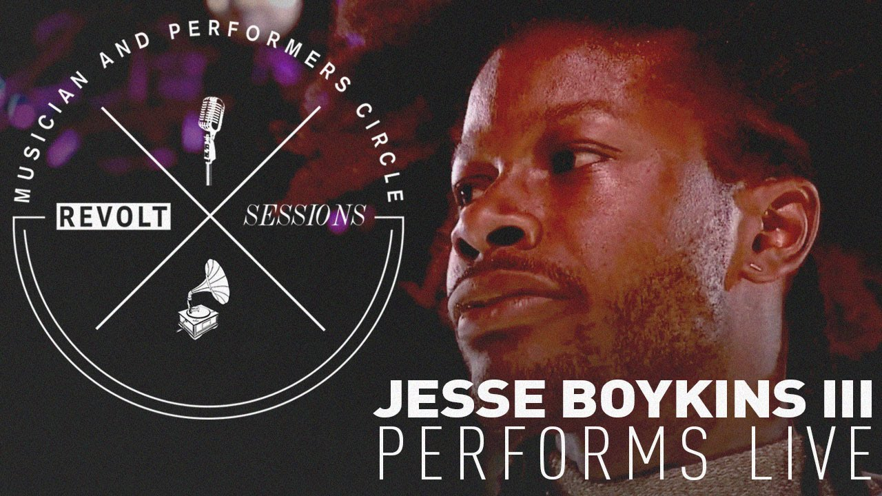 Jesse Boykins III Performs Live   REVOLT Sessions