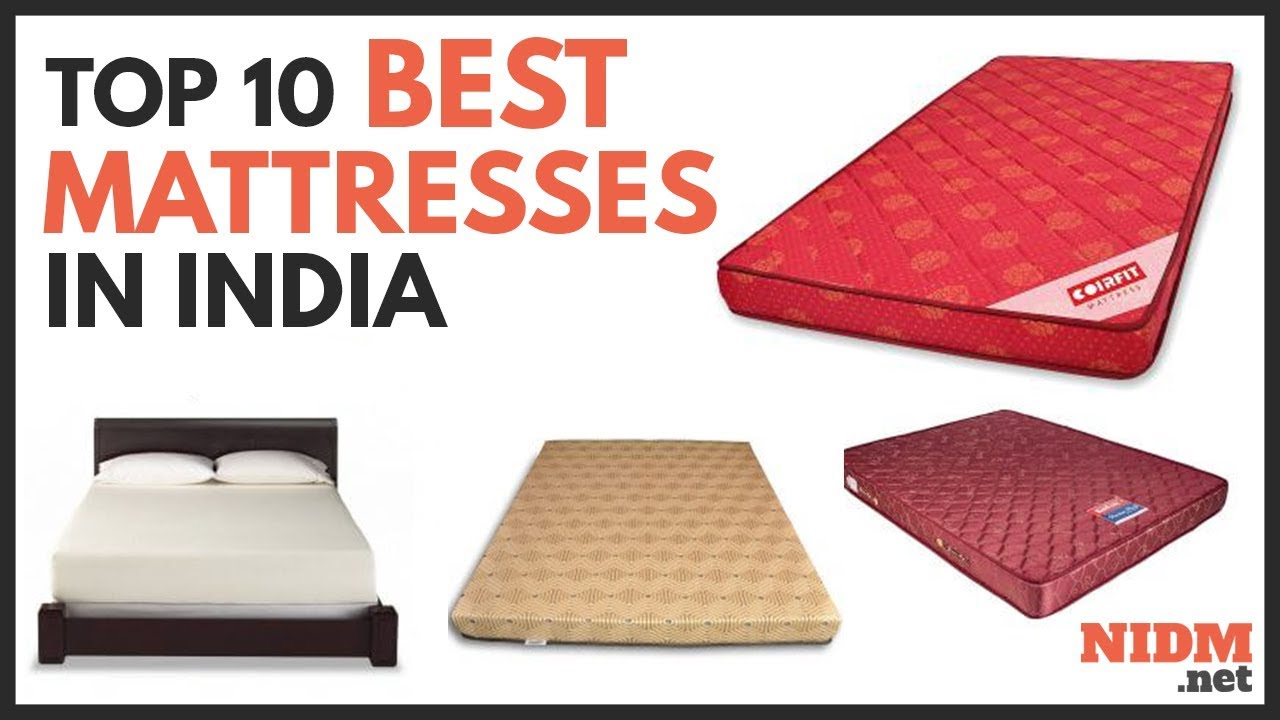 official photos bf8ee d4fe2 Best Mattress in India 2019 – Reviews & Buyer's Guide | NIDM.net