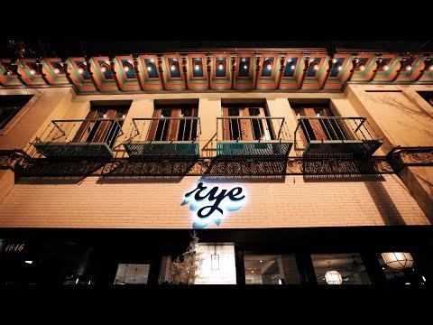 Dinner At Rye In Kansas City #ThisPlaceCalled