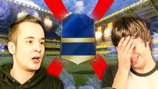 CAN'T DECIDE IF GOOD OR BAD LUCK!!! - FIFA 17 ULTIMATE TEAM TOTS PACKS