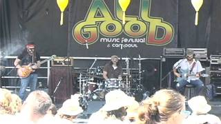 DangerMuffin - Walk into the Wind - Live at All Good Music Festival 2011
