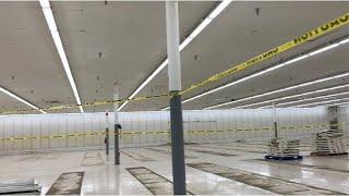 Big Kmart 11/25/2019 closing update 3–last 7 days/ New Castle, PA #kmartclosing2019