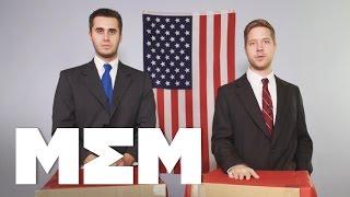 2016 Presidential Debate - The Men Who Do Nothing