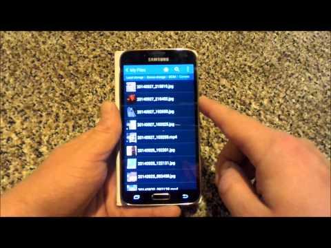 Transfer Phone Storage to Micro SD Card