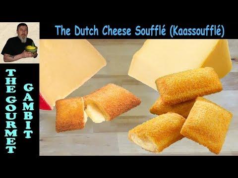 The Dutch Cheese Soufflé (Kaassoufflé)