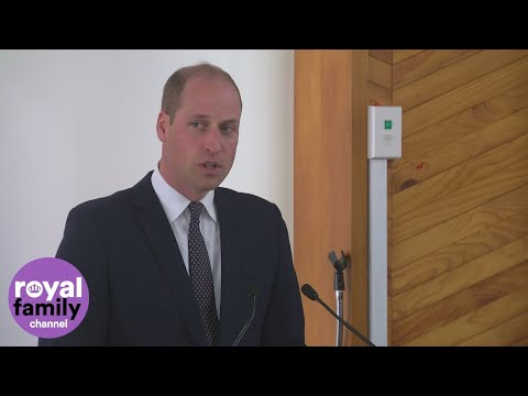 Duke of Cambridge delivers moving speech at Christchurch mosque
