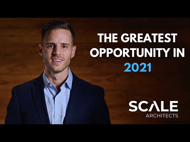The Greatest Opportunity in 2021