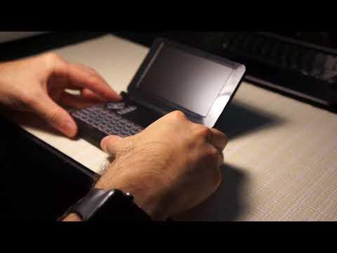 Raspberry Pi Zero Umpc Build