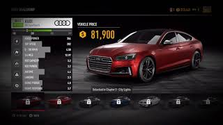 Need For Speed Payback: Full car list | 50+ cars
