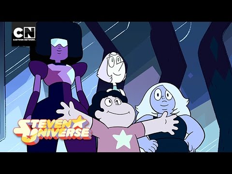 Finally Home | Steven Universe | Cartoon Network