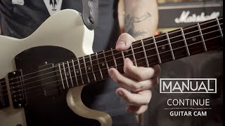 Manual - CONTINUE (Guitar Cam)