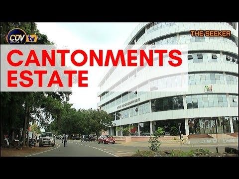 Cantonments Estate, Accra-Ghana: Enjoy the ride with the Seeker.