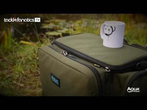 Tackle Fanatica TV - Aqua Black Series Small Carryall