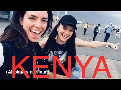 TRAVELING TO AFRICA!! Kenya!! 🇰🇪 pt 1!
