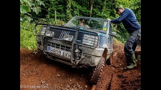 UK Panda 4x4 - EXTREME Pay & Play @ Tickhill Off-Road