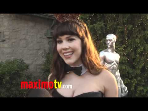 Claire Sinclair on MGM's Crazy Horse Paris Burlesque
