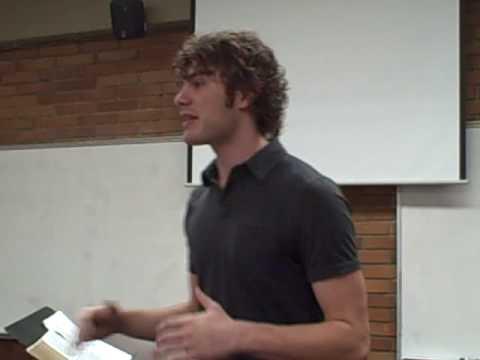 Evangelistic Sermon #1 Ryan Gilbreath