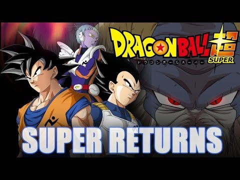 BREAKING NEWS! DRAGON BALL SUPER CONFIRMED TO BE GETTING MORE EPISODES! Dragon Ball Super's Return