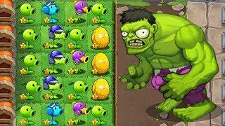 100% Zombie Hulk Mod in Plants vs Zombies 3 ONLINE