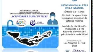 05 - Natación con Aletas en la Infancia - Alejandro Ruiz Diaz