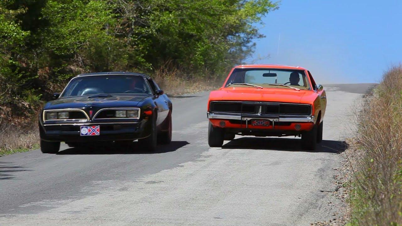 Hero Car Showdown General Lee Dodge Charger Vs Smokey And