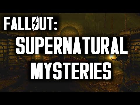 Fallout - 5 Supernatural Mysteries - From Fallout 3 & Fallout 4
