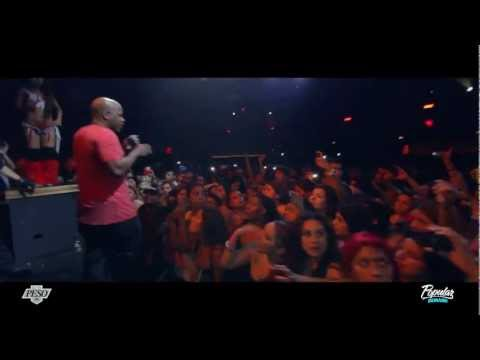 Too Short live on stage - The Belasco Theater