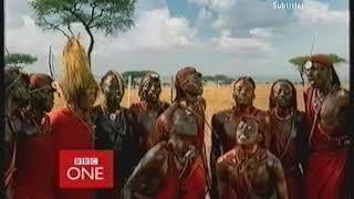 "BBC One Maasai Ident linking to ""The Mummy"""
