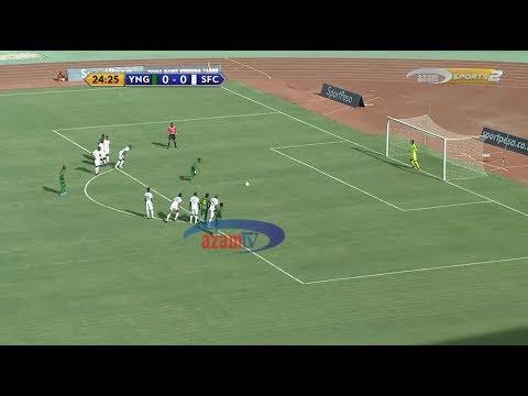 Chirwa alivyokosa penati Yanga vs St. Louis: Ligi ya Mabingwa Afrika