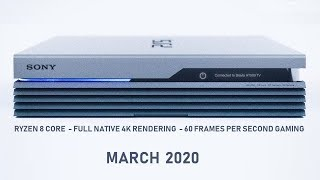 Sony PS5 $500 Console IS Launching March 2020?   Xbox Disc-Less Digital Only Future?