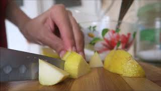 Самая вкусная вегетарианская и веганская каша из тыквы и яблок. Рецепт приготовления + тренировки