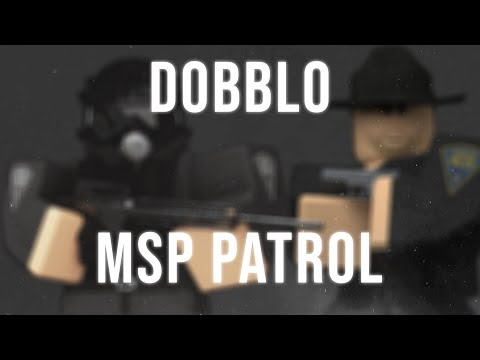 [47] MSP PATROL, WEST POINT GAS SHOOTOUT!!!!   New Haven County ROBLOX