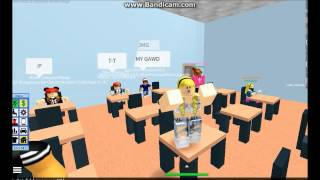 Charlie XCX - Break The Rules ROBLOX music video