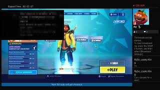 FORTNITE BATTLE ROYAL PRO gifting skin (DONATION IN DESCRIPTION \ LIVE #fortnite #Freeshouout