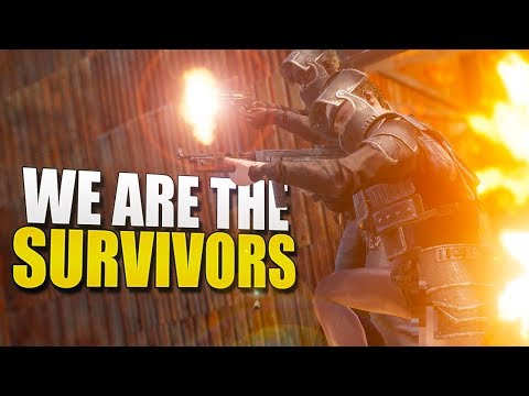 We Are The SURVIVORS (Rust Survival) #119