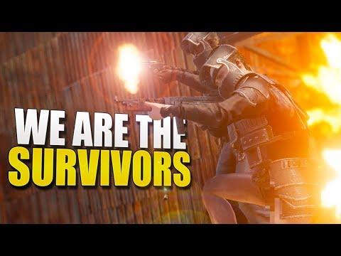 We Are The SURVIVORS (Rust Survival) #119