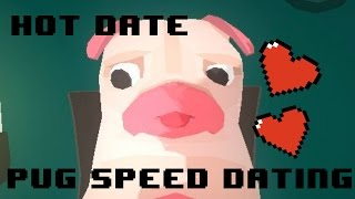Hot Date: Pug Speed Dating?