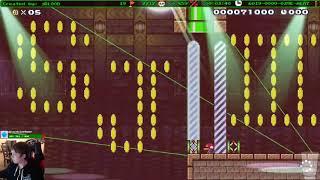 Super Mario Maker - Speedrun Levels Montage #28
