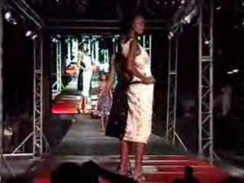 Style Week Jamaica Fashion Block Youtube