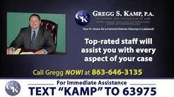 Criminal Defense Attorney in Lakeland FL Criminal Defense Lawyer http://www.GreggKamp.com