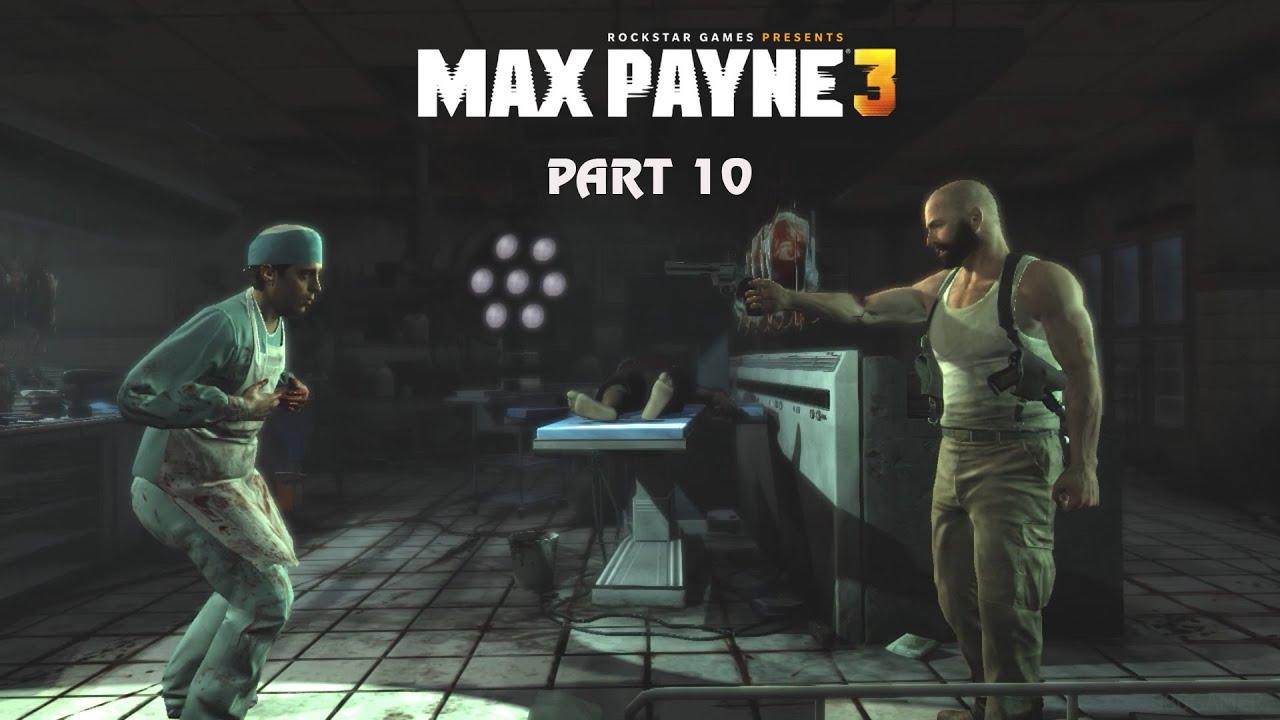 max payne 3 ps3 gameplay